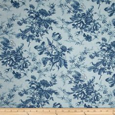 Moda Cold Spell Prints Cold Spell Ice Blue from @fabricdotcom  Designed by Laundry Basket Quilts for Moda, this cotton print fabric is perfect for quilting, apparel and home decor accents. Colors include