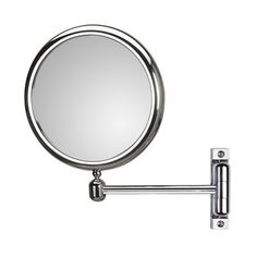 WS Bath Collections Doppiolo 40 Collection Mirror Pure III Magnifying/Makeup Mirror