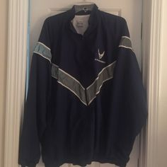 Air Force PT Jacket (lightweight) Size XL Regular, Used Excellent Condition Jackets & Coats