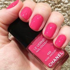 Rose Insolent (489) - Chanel