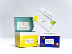 Fortnum & Masons Tea Range Comes With a Delightful Set of Patterned Packaging