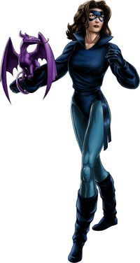 kitty pryde blue costume - Google Search