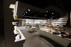 IL LAGO Bakery & Wine shop by Design BONO, Goyang City   South Korea store design