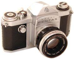 1957 - The original Asahi-Pentax