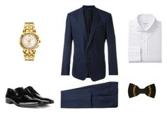 stylist class by ofcoursemyhorse on Polyvore featuring Dolce&Gabbana, Versace, Brackish, men's fashion and menswear