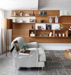 Room Niches: 60 Ideas for Organizing Space. Decor, Furniture, Small Room Mirrors, Interior, Home Decor, Interior Design, Living Room Tv Unit Designs, Living Room Designs, Living Room Tv
