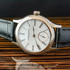 FULL REVIEW of an understated masterpiece and demonstration of real high-end watchmaking the @laurent_ferrier Galet Classic #Tourbillon Double Spiral - now live on #monochromewatches (tons of photos specs & price) by monochromewatch