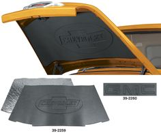 ABS Hood Insulation Kits