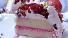 Una tarta fantástica, llena de colores, aromas y una gran variedad de sabores.