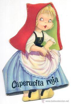 Caperucita Roja (Cuento Troquelado) por Ferrándiz