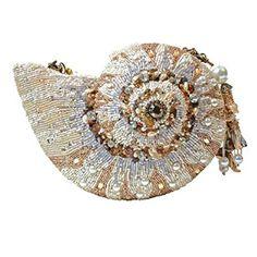 Mary Frances Nautilus Ocean Sea Shell Hand Beaded Bejewel... https://www.amazon.com/dp/B00B62IMV0/ref=cm_sw_r_pi_dp_U_x_9-2NAbMJ5PSW0