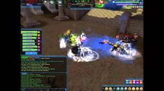 City of Heroes gameplay: Imperious Task Force mission 4