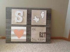 My Barn wood project :)