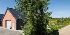 Slate is an ecological option for facade cladding | #architecture