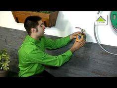Instalar un sistema de riego automático para macetas (Leroy Merlin) - YouTube