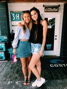 gracie and me Go Best Friend, Best Friend Goals, Bff Pictures, Best Friend Pictures, Summer Vibe, Summer Outfits, Cute Outfits, Friend Poses, Gal Pal