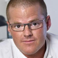 """Heston Blumenthal is the moderne cuisine chef most famous book is from his restaurant """"The Fat Duck"""""""