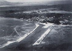 Sumay village was the location of the Pan American Airway and Hotel before World War II.
