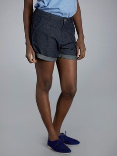 Chino Shorts, Spring Summer, Denim, Clothes, Women, Fashion, Outfits, Moda, Clothing