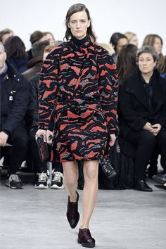 Proenza Schouler This is why you never get rid of anything...I so had this shoulder line in a jacket from mid-1980s