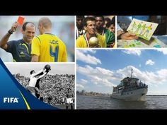 Episode 5 - 2014 FIFA World Cup Brazil Magazine - Travels to beautiful Porto Alegre, where Brazil's famous yellow jerseys were born, Dunga. Helps the city's youth and the club derby is a matter of massive bragging rights.