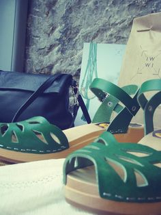Sabots-Ornament-Swedish-Hasbeens Clogs, Swedish Hasbeens, Boho Baby, Lush, Shoe Boots, Ornament, Passion, Style Inspiration, Boutique