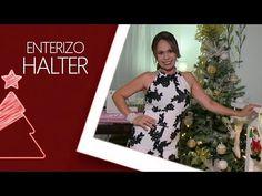 DIY Enterizo Halter halter halter - YouTube