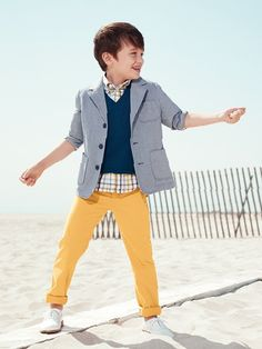 Spring fashion for boys - get inspired by British eclectic