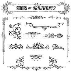 french ornaments - Google 検索