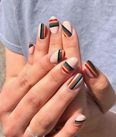 The best nail art of the week stunning nail art ideas from easy diy to crazy design ideas one week at a time. Simple Nail Art Designs, Cute Nail Designs, Easy Nail Art, Cool Nail Art, Nails Inc, Fabulous Nails, Perfect Nails, Pretty Nails, Fun Nails