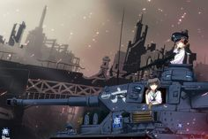 Backgrounds In High Quality - girls und panzer pic, Branford Longman 2017-03-24