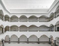 Barozzi / Veiga, Simon Menges · Brunico School of Music