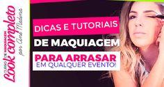 Curso De Maquiagem Online Look Completo Ane Medina