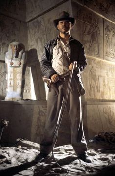 Raiders of the Lost Ark_Harrison Ford whip_Image credit Lucasfilm-Paramount-The Kobal Collection