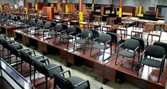 Upgrading Your Office? See How Buying Used Office Furniture Can Be A Wise Decision Office Furniture Warehouse, Used Office Furniture, Furniture Sale, Used Cubicles, Office Floor Plan, Philippines, Work Desk, Home Decor Styles, Floor Plans