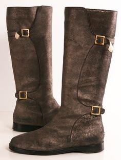 JIMMY CHOO BOOTS: love it
