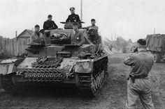 Panzer IV Ausf. A-J (Sd.Kfz 161/1-2) « Wehrmacht Photos #worldwar2 #tanks