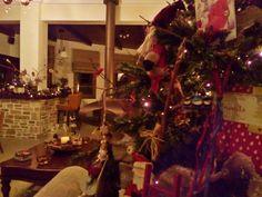 Christmas at Lions Nine hotel, Pilio, Greece! Christmas 2015, Christmas Tree, Lions, Greece, Reception, Holiday Decor, Home Decor, Teal Christmas Tree, Greece Country