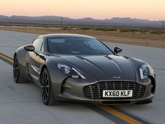 Bold Styling Decisions: Aston Martin One-77