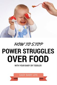 Food power struggles at the dinner table can spoil any meal. Here are efficient tips on how to avoid food fights with your child.