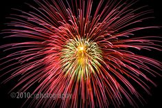 Tips to getting the perfect shot - fireworks! I'm so excited for the 4th of July.