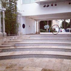 théatre de plein air à #rabat, villa des arts, maroc