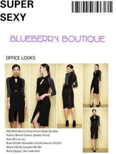Monica – Blueberry Boutique