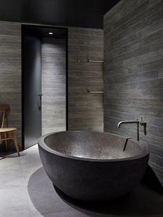 Adore this bathroom... The Design Files Daily - debra@chairsquad.co.nz - ChairSquad Mail
