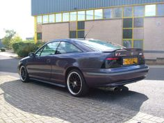 ZCW Angel on Calibra #cars #alloy #wheels #rims #tires #tyres http://www.turrifftyres.co.uk/alloywheels