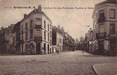 Bruxelles Extension Est - Carrefour Jean Monnet, pub Bougies ??? COUR