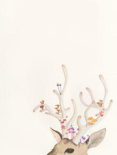"""""""Miss Deer"""" Wei Gan"""