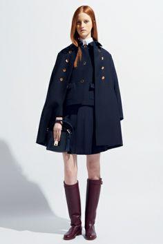 Sfilata Valentino New York - Pre-collezioni Primavera Estate 2014 - Vogue