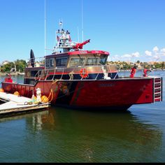 Tampa Fire Boat