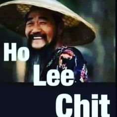 "georgelopez: ""Mira That's E HO LEE 's brother the uncle is QUE CHING GOWS and I work with KO MO CHING At the GAS station #Watcha #Chingon"""
